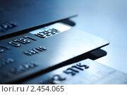 Купить «Кредитные карты», фото № 2454065, снято 12 апреля 2009 г. (c) Чепко Данил / Фотобанк Лори