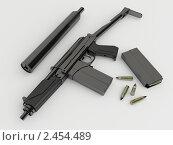 Купить «Российское оружие», иллюстрация № 2454489 (c) Владимир Чернов / Фотобанк Лори