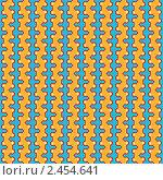 Геометрический узор. Стоковая иллюстрация, иллюстратор Смирнова Ольга / Фотобанк Лори