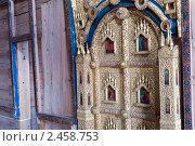 Купить «Церковь Иоанна Богослова на Ишне. Интерьер», эксклюзивное фото № 2458753, снято 3 апреля 2011 г. (c) Сергей Лаврентьев / Фотобанк Лори