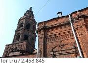 Церковь Николая Чудотворца в Новой слободе. Москва (2010 год). Стоковое фото, фотограф lana1501 / Фотобанк Лори