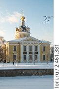 Купить «Покровский собор — главный кафедральный храм Рогожской старообрядческой общины», фото № 2461381, снято 5 января 2011 г. (c) Elena Monakhova / Фотобанк Лори