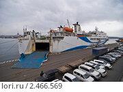 Порт. Стоковое фото, фотограф Денис Карелин / Фотобанк Лори
