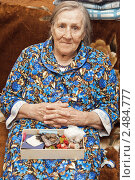 Купить «Бабушка», фото № 2484777, снято 17 апреля 2011 г. (c) Parmenov Pavel / Фотобанк Лори
