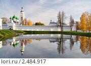 Купить «Свято-Введенский Толгский женский монастырь, Ярославль», фото № 2484917, снято 5 октября 2010 г. (c) Голованов Сергей / Фотобанк Лори