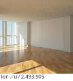 Купить «Пустой интерьер», иллюстрация № 2493905 (c) Юрий Бельмесов / Фотобанк Лори