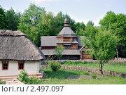 С.Пирогово . Украина (2009 год). Редакционное фото, фотограф Володимир Щербина / Фотобанк Лори