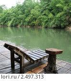 Отдых на  реке (2009 год). Стоковое фото, фотограф Шарипова Лилия / Фотобанк Лори