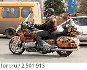 Хохломские мотивы (2011 год). Редакционное фото, фотограф Хорьков Игорь / Фотобанк Лори