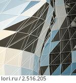 Купить «Архитектурная абстракция», иллюстрация № 2516205 (c) Юрий Бельмесов / Фотобанк Лори