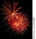 Купить «Фейерверк», фото № 2518069, снято 23 сентября 2007 г. (c) Иван Полушкин / Фотобанк Лори