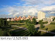 Городской пейзаж (2010 год). Стоковое фото, фотограф Игорь Алексеенко / Фотобанк Лори
