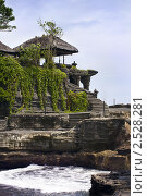 Танах Лот. Бали, Индонезия (2011 год). Стоковое фото, фотограф Ольга Дудина / Фотобанк Лори