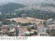 Афины. Стоковое фото, фотограф Шарипова Лилия / Фотобанк Лори