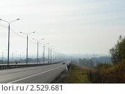 Симферопольское шоссе. Стоковое фото, фотограф Александр Шуть / Фотобанк Лори