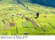 Купить «Горная деревня», фото № 2532217, снято 4 сентября 2010 г. (c) Юрий Брыкайло / Фотобанк Лори