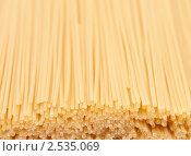 Макароны. Стоковое фото, фотограф Алексей Илюхин / Фотобанк Лори