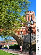 Купить «Фигурный мост», фото № 2536997, снято 12 мая 2011 г. (c) Татьяна Ивлева / Фотобанк Лори