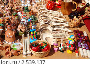 Купить «Рязань. Сувениры и подарки», эксклюзивное фото № 2539137, снято 23 апреля 2010 г. (c) lana1501 / Фотобанк Лори