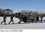 Купить «Спецназовцы МВД», эксклюзивное фото № 2559289, снято 18 марта 2011 г. (c) Free Wind / Фотобанк Лори