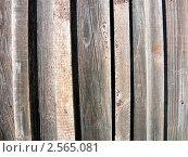 Деревянная стена. Стоковое фото, фотограф Скляров Игорь Сергеевич / Фотобанк Лори