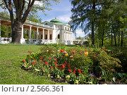 Купить «Музей-усадьба Остафьево», эксклюзивное фото № 2566361, снято 19 мая 2011 г. (c) Яна Королёва / Фотобанк Лори