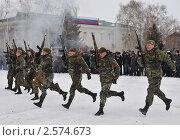 Купить «Показательное выступление спецназа», эксклюзивное фото № 2574673, снято 19 марта 2011 г. (c) Free Wind / Фотобанк Лори