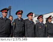 Купить «Полицейские», эксклюзивное фото № 2575349, снято 13 апреля 2011 г. (c) Free Wind / Фотобанк Лори