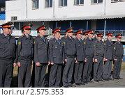 Купить «Полицейские», эксклюзивное фото № 2575353, снято 13 апреля 2011 г. (c) Free Wind / Фотобанк Лори