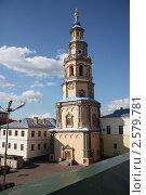 Колокольня (2011 год). Стоковое фото, фотограф Андрианов Владислав / Фотобанк Лори