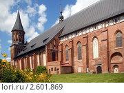 Купить «Калининград. Кафедральный собор.», эксклюзивное фото № 2601869, снято 23 мая 2011 г. (c) Svet / Фотобанк Лори