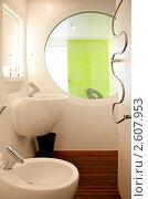 Купить «Ванная комната», фото № 2607953, снято 23 мая 2011 г. (c) Алексей Кузнецов / Фотобанк Лори