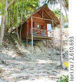 Бунгало на пляже в Тайланде (2007 год). Стоковое фото, фотограф Баранов Александр / Фотобанк Лори