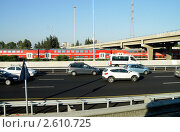 Купить «Дороги и транспорт», фото № 2610725, снято 16 мая 2011 г. (c) Светлана Кузнецова / Фотобанк Лори