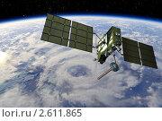 Навигационный спутник «Глонасс-К», иллюстрация № 2611865 (c) Александр Володин / Фотобанк Лори