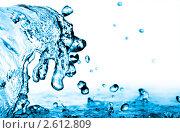 Купить «Вода», фото № 2612809, снято 17 июня 2019 г. (c) Константин Тавров / Фотобанк Лори