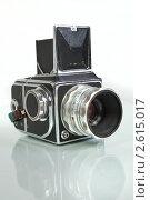 Фотоаппарат старинный. Стоковое фото, фотограф Александр Кадацкий / Фотобанк Лори
