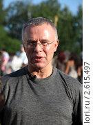 Купить «Фетисов Вячеслав Александрович», эксклюзивное фото № 2615497, снято 30 мая 2010 г. (c) Андрей Дегтярёв / Фотобанк Лори