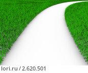 Купить «Дорога в травы», иллюстрация № 2620501 (c) Ильин Сергей / Фотобанк Лори