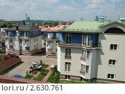Купить «Москва. Вид на жилой комплекс Green Hills на Андреевской набережной», эксклюзивное фото № 2630761, снято 30 июня 2011 г. (c) lana1501 / Фотобанк Лори