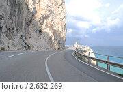 Италия, Лигурийское побережье (2011 год). Стоковое фото, фотограф Юлия Павлова / Фотобанк Лори