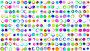 Фон из цветных кружков, видеоролик № 2640109 (c) Сергей Куров / Фотобанк Лори