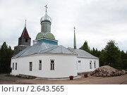 Антониево-Дымский мужской монастырь. Стоковое фото, фотограф Svetlana Zavrazhina / Фотобанк Лори