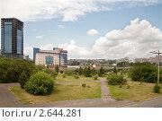 Купить «Красноярск», фото № 2644281, снято 12 июля 2020 г. (c) Parmenov Pavel / Фотобанк Лори