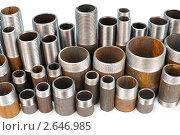 Купить «Трубы», фото № 2646985, снято 11 мая 2011 г. (c) Александр Подшивалов / Фотобанк Лори