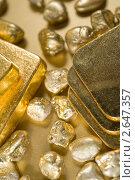 Купить «Золото», фото № 2647357, снято 13 марта 2011 г. (c) bashta / Фотобанк Лори