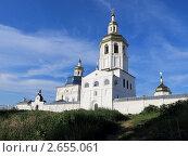 Абалак – главная православная святыня Сибири. Стоковое фото, фотограф Светлана Пермякова / Фотобанк Лори