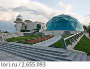 Планетарий. Ярославль (2011 год). Редакционное фото, фотограф Владимир Макеев / Фотобанк Лори