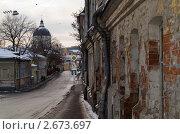 Купить «Виды Челябинска», фото № 2673697, снято 3 февраля 2007 г. (c) Кузнецов Андрей / Фотобанк Лори