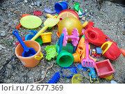 Детская песочница. Стоковое фото, фотограф Дарина Бабий / Фотобанк Лори